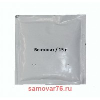 Бентонит BeerVingem, 15 грамм
