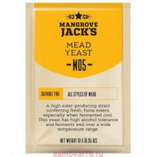 Дрожжи Mangrove Jack's Mead M05, 10 гр.
