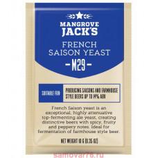 Дрожжи Mangrove Jack's French Saison M29, 10 гр.