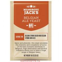 Дрожжи Mangrove Jack's Belgian Ale M41, 10 гр.
