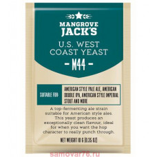 Дрожжи Mangrove Jack's US West Coast M44, 10 гр.