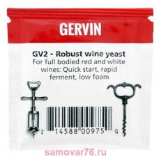 Дрожжи винные Gervin GV2 Robust Wine