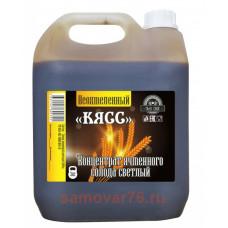 Концентрат ячменного солода светлый неохмелённый (КЯСС) 5 кг