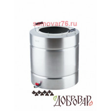 Бак нержавейка 51 литр, Добровар (без крышки) 8 шпилек