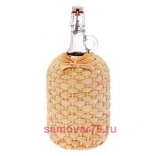 Бутылка оплетенная 2 литра Венеция