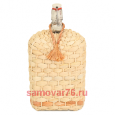 Бутылка оплетенная 1,75 литра Викинг