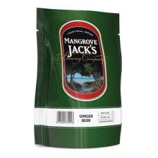 Солодовый экстракт Mangrove Jack's Traditional Series Ginger Beer Pouch (1,8 кг)