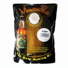 Солодовый экстракт Master Pint Lager (1,6 кг)
