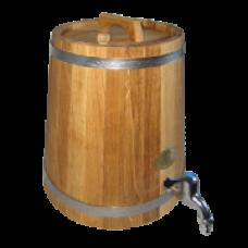Жбан дубовый 10 литров