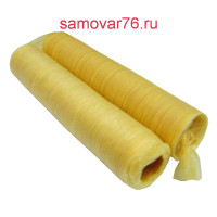 Коллагеновые оболочки для изготовления домашних колбасок, калибр 26 мм, длина 15м