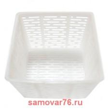 Форма для сыра 10,5х8,5 см (брынза, рикотта и др., творог)